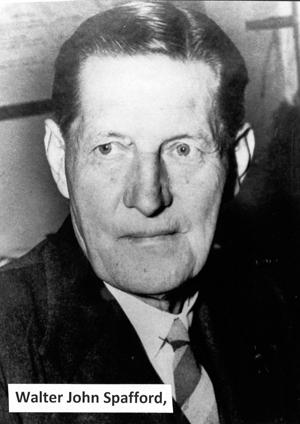Spafford, Walter John